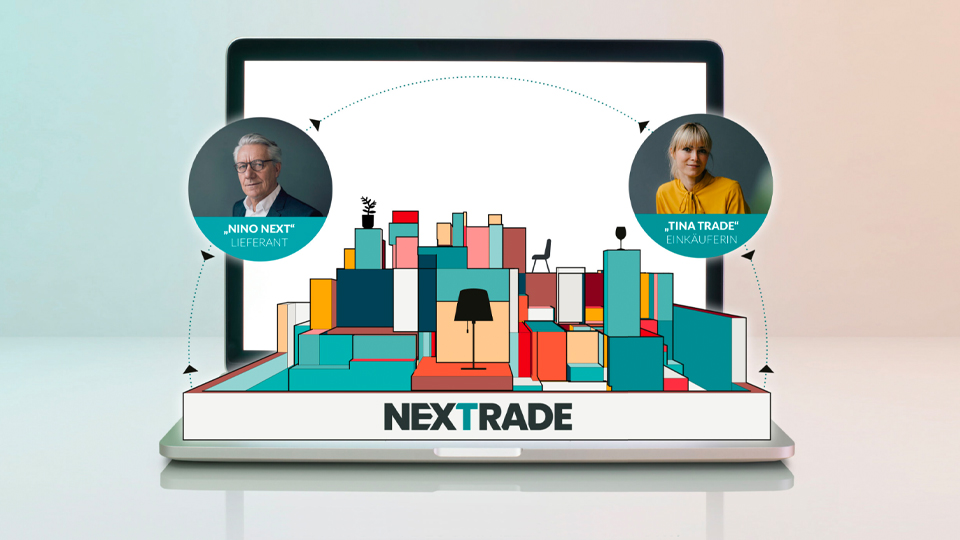 Icon image of Nextrade website